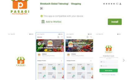 Aplikasi Pasar Online Terbaru 2020