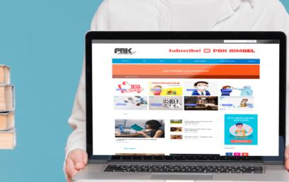 Website PBK Bimbel